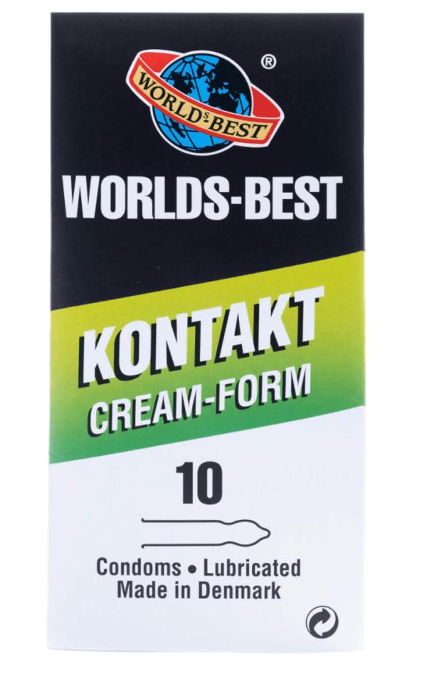 Worlds Best Kontakt kondomer